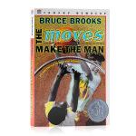 行动造就人 The Moves Make the Man 英文原版 纽伯瑞银奖 篮球少年 英文版青春励志文学小说 进口