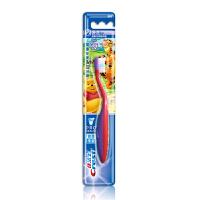 【1件4折到手价:14.32】【宝洁】佳洁士阶段型儿童牙刷2至4岁