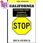 【中商海外直订】California Drivers Test: DMV Practice Questions, th