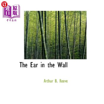 【中商海外直订】The Ear in the Wall