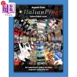 【中商海外直订】ItalianProg (Updated English edition): The comprehe