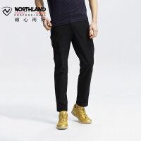 【过年不打烊】诺诗兰新款速干裤男轻量透气耐磨登山弹力户外快干长裤GQ085A11