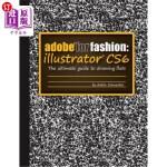【中商海外直订】Adobe for Fashion: Illustrator Cs6