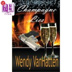 【中商海外直订】Champagne Lies: Hidden Truths Volume 1
