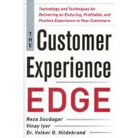 CUSTOMER EXPERIENCE EDGE: TECHNOLOGY(ISBN=9780071786973)