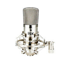 iSK BM-800 专业电容麦克风 镀膜大震动音头