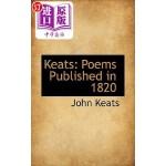 【中商海外直订】Keats: Poems Published in 1820