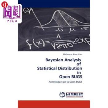 【中商海外直订】Bayesian Analysis of Statistical Distribution in Open Bugs