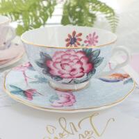 英式下午茶咖啡杯碟骨瓷花茶杯子陶瓷欧式小茶具套装咖啡套具