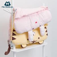 【每满299元减100元】迷你巴拉巴拉童装宝宝睡袋2019新款婴儿四季通用卡通睡袋防踢被子