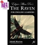 【中商海外直订】Edgar Allan Poe's The Raven for English Learners