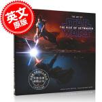 预售 星球大战9:天行者崛起 电影艺术设定集画册 英文原版 The Art of Star Wars:The Rise