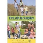【预订】First Aid for Families: A Parent's Guide to Safe and He