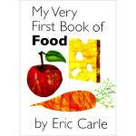 【旧书二手书9成新】卡尔爷爷:我的本食物书进口原版 硬纸版 童趣绘本学前教育(4-6岁) Eric Carle(艾瑞・