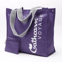 20180825082246868防水短途旅行包男女旅行袋单肩包旅游包可折叠行李包大容量购物袋 中