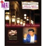 【中商海外直订】Shane Vaughn's Book of Cookery & Culinary Delights