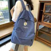 书包女韩版高中大学生初中生中学生大容量2020年新款双肩包背包潮
