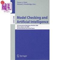【中商海外直订】Model Checking and Artificial Intelligence: 5th Inte