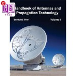 【中商海外直订】Handbook of Antennas and Propagation Technology: Vo