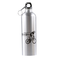 骑行水壶山地车铝合金大容量保冷运动户外水杯自行车水壶