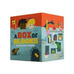 【Block】A Box of Blocks Block套装:字母书, 数数书,恐龙书
