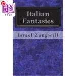 【中商海外直订】Italian Fantasies
