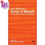 【中商海外直订】Walt Whitman's Song of Myself: A Sourcebook and Cri
