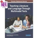【中商海外直订】Teaching Literature and Language Through Multimodal