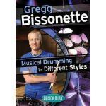 【预订】Gregg Bissonette: Musical Drumming in Different Styles