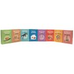 英语启蒙学习卡片――颜色、食物和饮料