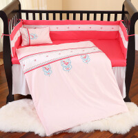 龙之涵儿童被罩儿童纯棉被套宝宝换洗被罩幼儿园被罩