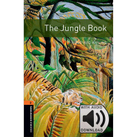 Oxford Bookworms Library: Level 2: The Jungle Book MP3 Pack