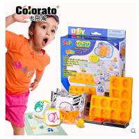 卡乐淘印章轻粘土创意印章套装3D彩泥工具黏土模具儿童玩具套装
