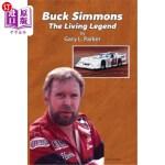 【中商海外直订】Buck Simmons: The Living Legend