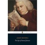 【二手旧书8成新】The Life of Samuel Johnson (Penguin Classics) Jame