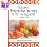 【中商海外直订】Postharvest Management an Processing of Fruits and