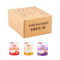 【当当自营】JelleyBrown 美国原装进口多莓系列酸乳溶豆28g*3袋(团购电话:010-57992568)
