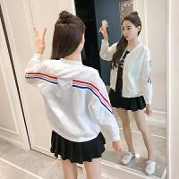 春秋短外套女2018新款棒球服女夏季短款bf百搭时尚薄款学院风夹克