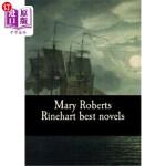 【中商海外直订】Mary Roberts Rinehart best novels