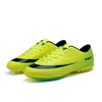 新款成人足球鞋男碎钉训练鞋ag钉人造草地学生女运动耐磨儿童球鞋