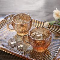 水具套装家用创意欧式水杯杯具耐热玻璃水杯套装茶杯玻璃杯