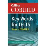 现货 英文原版 Collins Cobuild Key Words for Ielts: Book 1 Starter