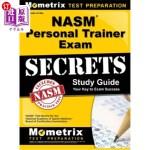 【中商海外直订】NASM Personal Trainer Exam Study Guide: NASM Test R