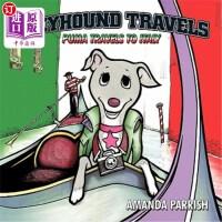 【中商海外直订】Greyhound Travels: Puma Travels to Italy