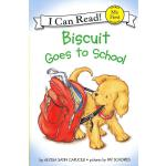 Biscuit Goes to School小饼干去上学(I Can Read,My Fist Level)ISBN9780064436168