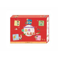 写给孩子的中国故事・老游戏(礼盒装)