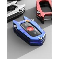 小牛遥控钥匙改装配件电动车N1S遥控器外壳装饰M1通用钥匙盖灵兽