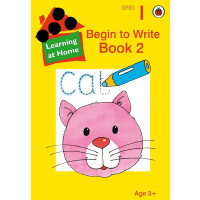 Learning At Home:Begin to Write Book 2在家学:写作练习册2ISBN9780721