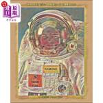 【中商海外直订】Ramone's ABCs on Mars: Rocket Team Easy Reader
