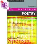 【中商海外直订】Mastering Poetry